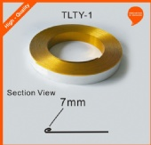 TLTY-1 channel letter signs Aluminum trim cap